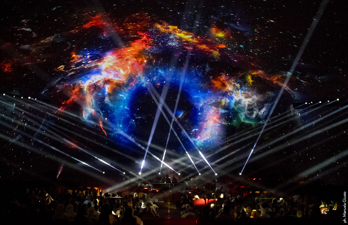 Giudizio Universale 2018-2019 Direzione tecnica by Creative Systems srl