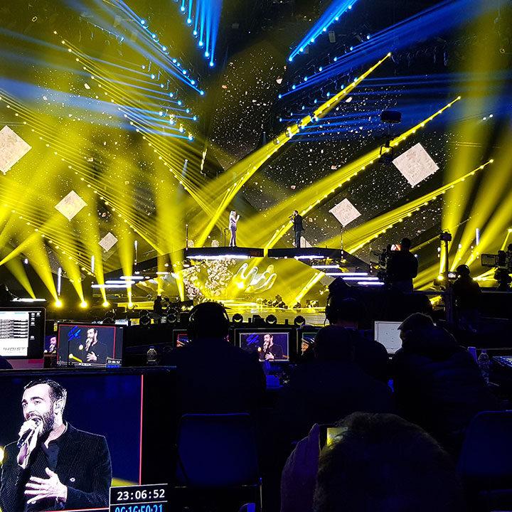 X Factor Italia 2018 - Direzione Tecnica by Creative Systems Srl