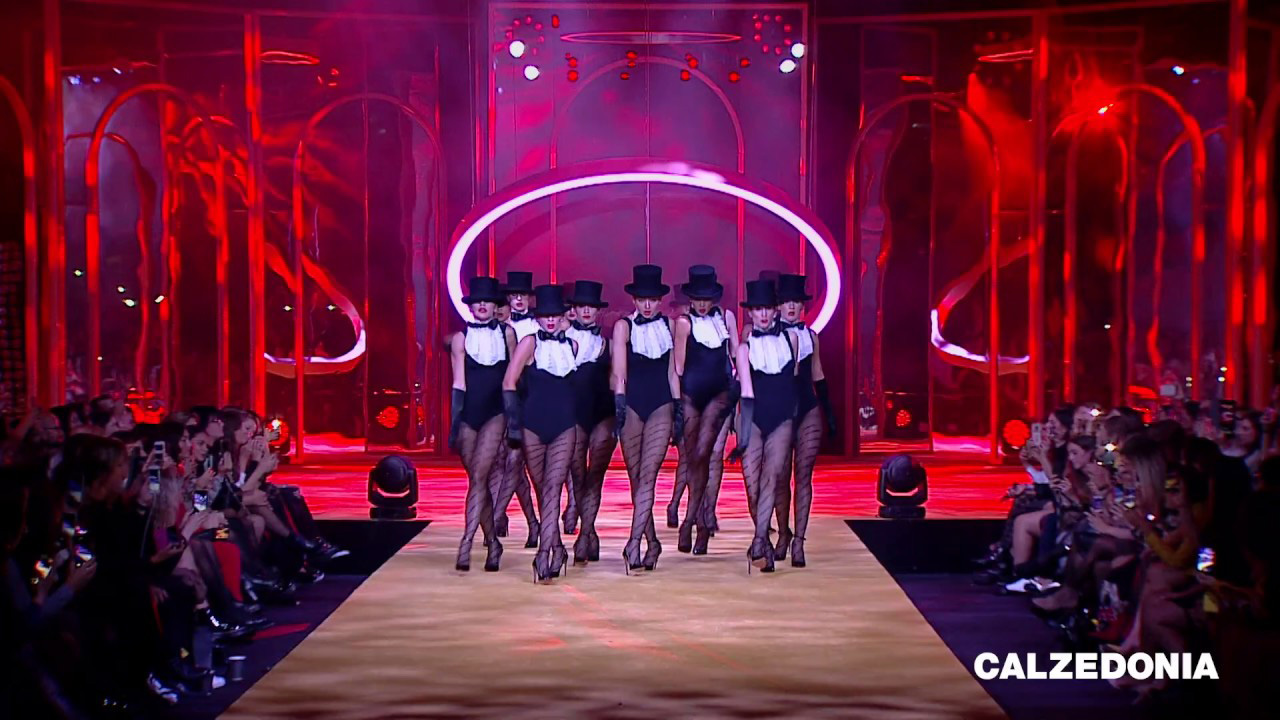 Calzedonia Leg Show 2019 - Automation by Creative Systems Srl