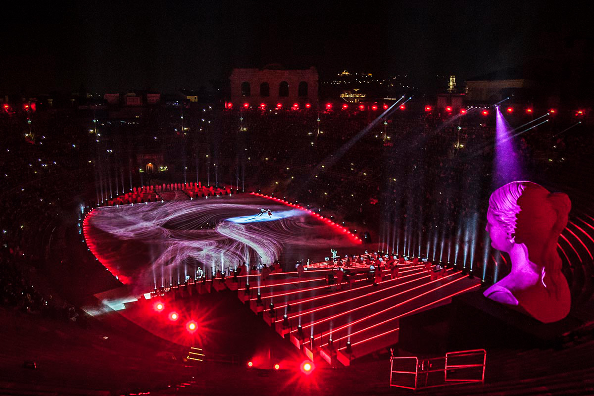 Intimissimi on ice 2017 - Direzione tecnica by Creative Systems Srl