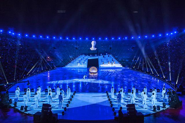 Intimissimi On Ice 2017 - Creative Systems Srl - Direzione Tecnica