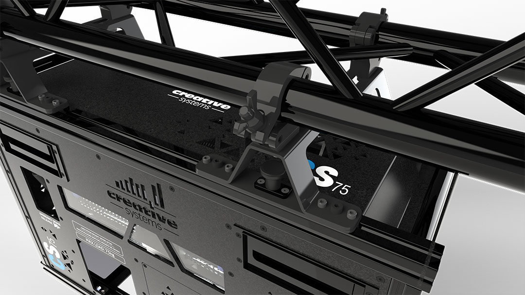 Winch CS75 by Creative Systems Srl